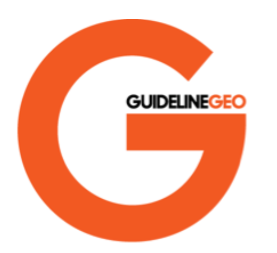 Guideline Geo logotype