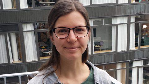 Jennifer Ekholm PhD student
