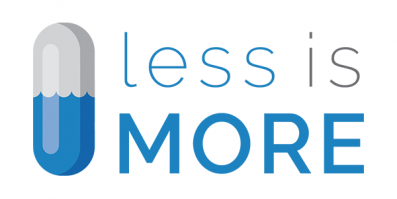 Less is more - projektlogotyp